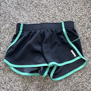 Speed wick Reebok running shorts